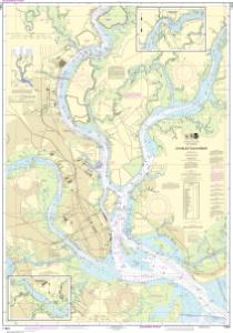 thumbnail for chart Charleston Harbor