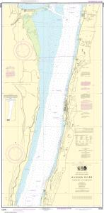 thumbnail for chart Hudson River Yonkers to Piermont