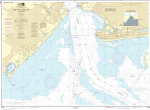 thumbnail for chart New York Lower Bay Northern part