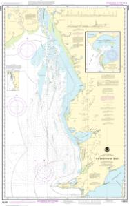 thumbnail for chart Kuskokwim Bay;Goodnews Bay