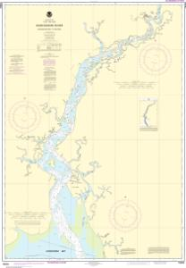 thumbnail for chart Kuskokwim Bay to Bethel