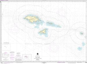 thumbnail for chart Near Islands Buldir Island to Attu Island
