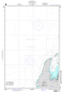 thumbnail for chart North West Cape to Point Cloates