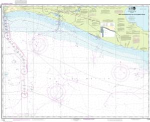 thumbnail for chart Rollover Bayou to Calcasieu Pass