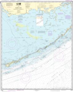 Nautical Charts Online Noaa Nautical Chart 11452 Florida Keys
