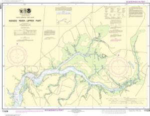 thumbnail for chart Wando River Upper Part