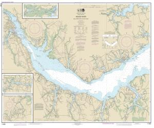 thumbnail for chart NC,2014,Neuse River and Upper Bay River