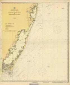 thumbnail for chart MA,1920,Fenwick Island Light To Chincoteague Inlet