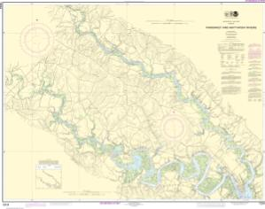 thumbnail for chart Pamunkey And Mattaponi Rivers