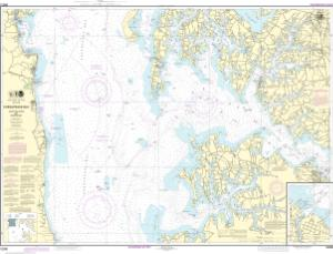 thumbnail for chart Chesapeake Bay Choptank River and Herring Bay; Cambridge