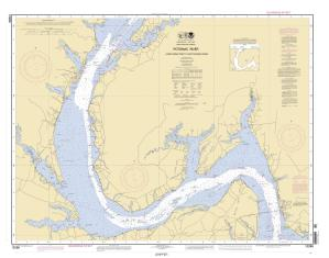 thumbnail for chart MD,2007,Potomac River - Lower Cedar Point to Mattawoman Creek