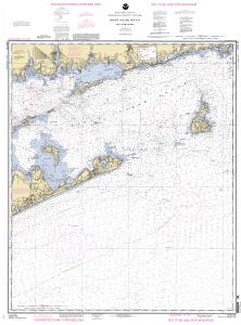 thumbnail for chart Block Island Sound Training Chart