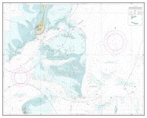 thumbnail for chart Eastern Entrance to Nantucket Sound