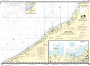 thumbnail for chart Sturgeon Point to Twentymile Creek;Dunkirk Harbor;Barcelona Harbor