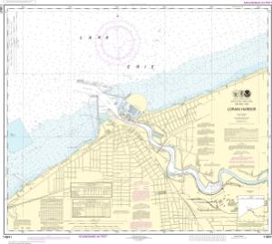 thumbnail for chart Lorain Harbor
