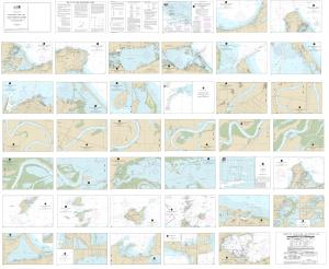 thumbnail for chart SMALL-CRAFT BOOK CHART - Port Clinton to Sandusky, including the Islands (book of 35 charts)