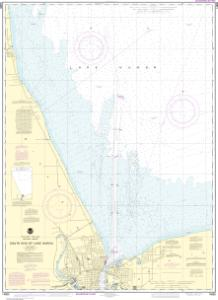 thumbnail for chart South End of Lake Huron