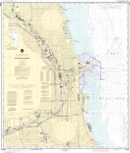 thumbnail for chart Chicago Harbor