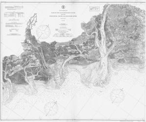 thumbnail for chart SC,1911,From Hunting Island to Ossabaw Island
