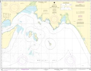 thumbnail for chart Bristol Bay-Togiak Bay and Walrus Islands