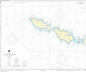 thumbnail for chart Semichi Islands Alaid and Nizki Islands