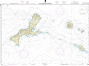 thumbnail for chart Kiska Island and approaches