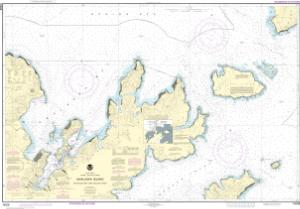 thumbnail for chart Unalaska Bay and Akutan Pass