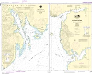 thumbnail for chart Pybus Bay, Frederick Sound;Hobart and Windham Bays, Stephens P.