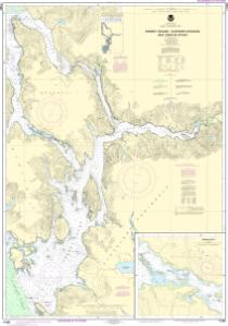 thumbnail for chart Ernest Sound-Eastern Passage and Zimovia Strait;Zimovia Strait