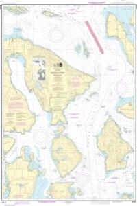 thumbnail for chart Rosario Strait-northern part