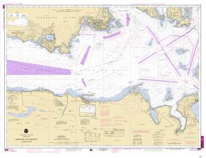 thumbnail for chart Strait Of Juan DeFuca Training Chart