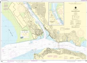 thumbnail for chart Mare Island Strait
