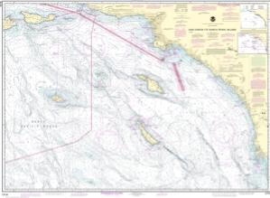 thumbnail for chart San Diego to Santa Rosa Island