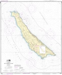 thumbnail for chart San Clemente Island