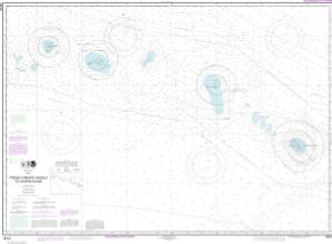 thumbnail for chart French Frigate Shoals to Laysan Island