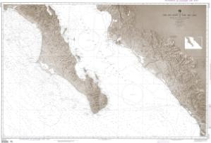 thumbnail for chart Cabo San Lazaro to Cabo San Lucas and Southern Part of Gulf of California (Mexico-West Coast) (OMEGA)