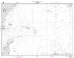 thumbnail for chart South Atlantic Ocean (Southern Part)