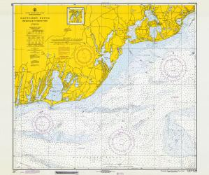 thumbnail for chart MA,1973,Natucket Sound -  Osterville to Green Pond