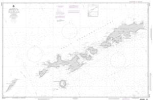 thumbnail for chart Deception Island to King George Island
