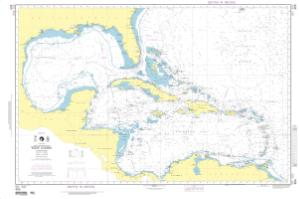 Nautical charts online nga nautical chart 400 west indies