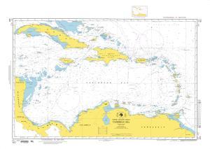 Nautical Charts Online - NGA Nautical Chart 402, Caribbean Sea (OMEGA)