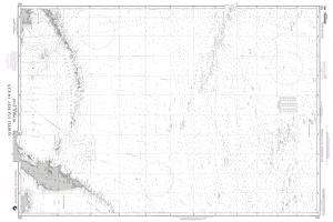 thumbnail for chart North Pacific Ocean (Middle Part)
