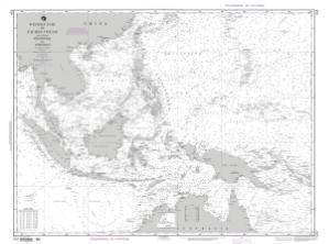 thumbnail for chart Western Part of Pacific Ocean including Philippines and Indonesia