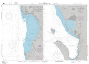thumbnail for chart Ports of Durres and Vlore Plans: A. Approach to Durres