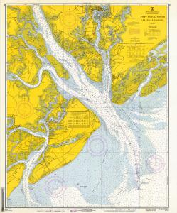 Sc 1966 Port Royal Sound And Inland Pages