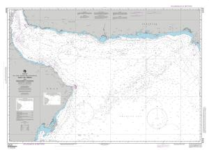 thumbnail for chart Gulf of Oman and Adjacent Coasts-Karachi to Jazirat Masirah