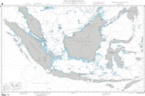 Nautical Charts Online - NGA Nautical Chart 632, Strait of