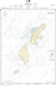 thumbnail for chart Commonwealth of the Northern Mariana Islands Saipan and Tinian