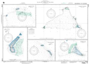 thumbnail for chart Plans of Namonuito Islands (East Caroline Islands)