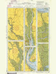 thumbnail for chart SC,1953,Socastee Creek To McClellanville